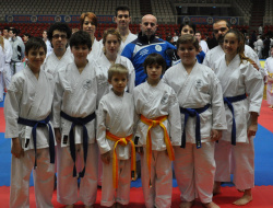 Area 29 Drago Blu Team Karate Regionale Csen 2014